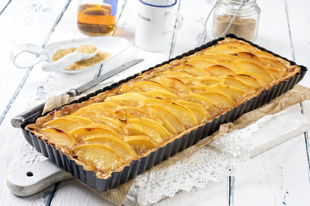 quince pastry photo
