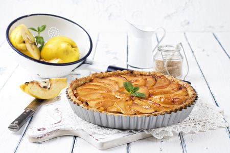 quince pastry