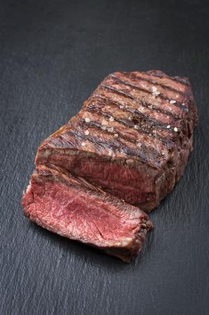 Sirloin Steak 스톡 콘텐츠