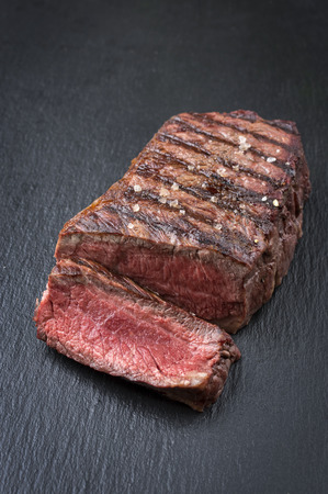 sirloin steak: Sirloin Steak Stock Photo