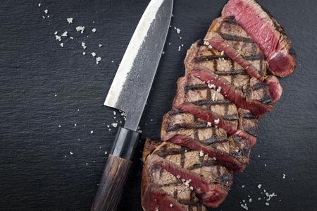 carne asada: Entrecot