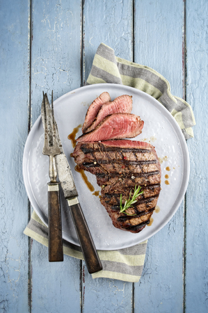 fillets: Beef Steak