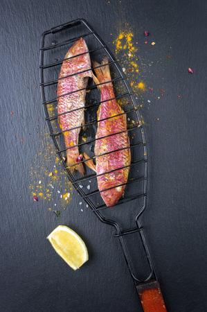 goatfish: Red Mullet