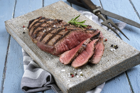 meat dish: Beef Steak