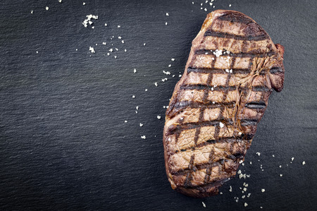 new york strip: Entrecote