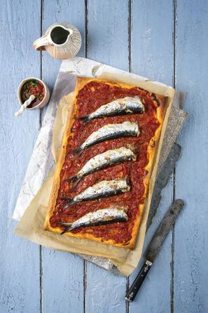 Sardine Tart