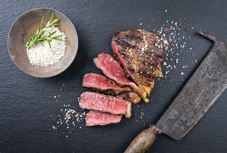 rumpsteak: Dry Aged Barbecue Entrecote