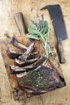 venison: Barbecue Venison Ribs