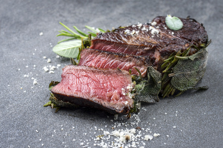 aged: Dry Aged Barbecue Entrecote Steak