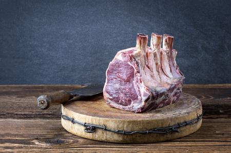 Rib van Beef Stockfoto