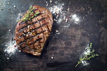 Barbecue droge verouderd Rib Eye Steak