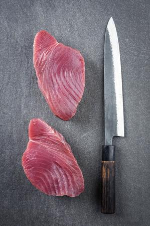 atun rojo: Filete de atún