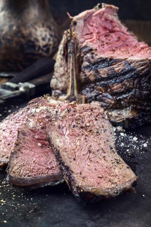porterhouse: Barbecue Porterhouse Steak