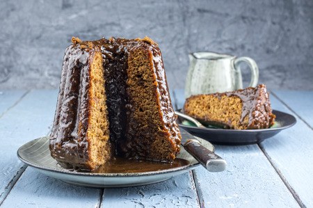 sticky: Sticky Toffee Pudding