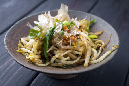 pickled soybean sprouts