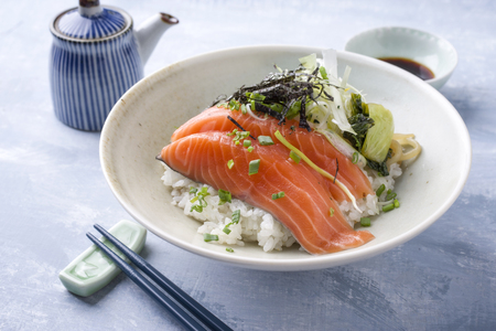 Traditional Japanese Hokkaidon Close-up in a bowl