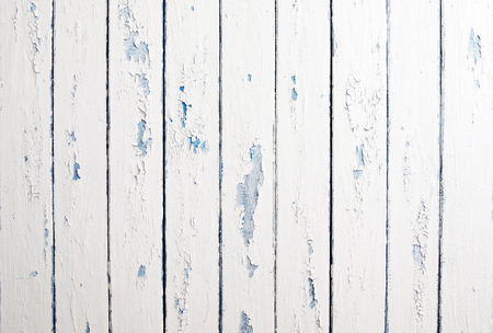 White Wooden Background Stock Photo - 94523508