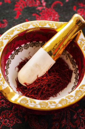 saffron Stok Fotoğraf