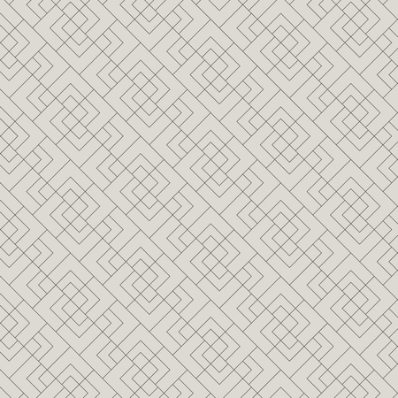Abstract geometry pattern. Vector illustration. Linear ornament background. Technology style backdrop. Graphic material for banner, wall, wallpaper, screen, print, wrapping.