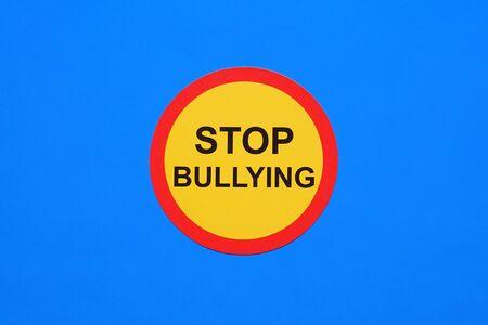 Social bullying and aggressive hurtful language. Bullying concept
