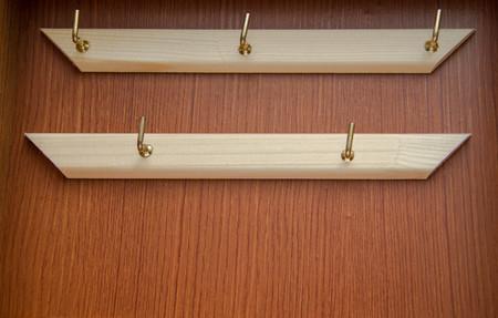 housekeeper: madera clave de cuadro de fondo de la vendimia ama de llaves Foto de archivo