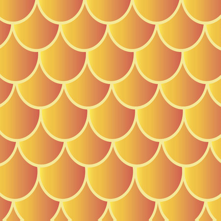 fish scales: Fish Scales seamless pattern