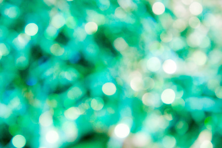 Lights on blue background. holiday bokeh. Abstract. Christmas background. Festive abstract background with bokeh defocused lights and stars