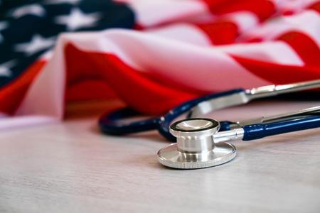 obamacare United States Medical concept
