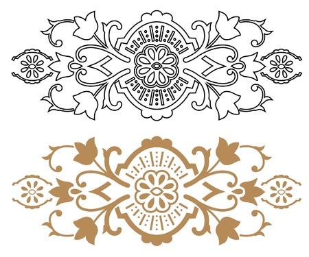 The design element  Vector