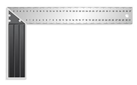 herramientas de construccion: El metal herramienta medir