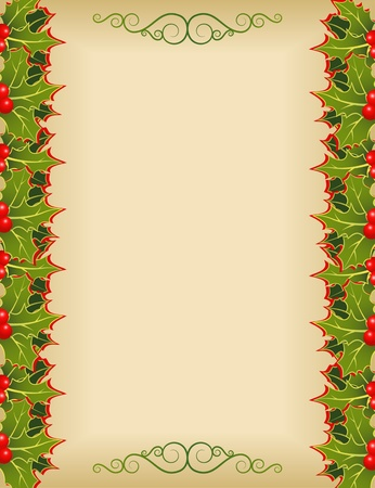 The christmas holiday backgroud Stock Vector - 10764851