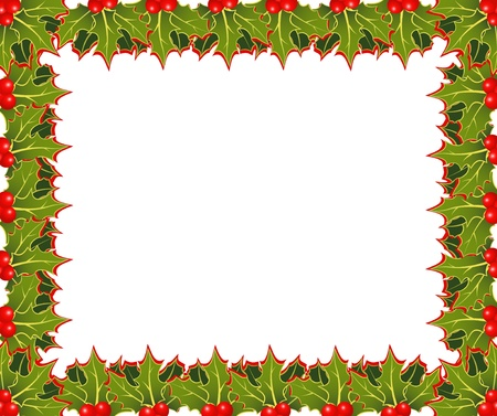 The christmas holiday background Stock Vector - 10845131