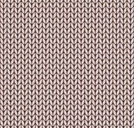 needlework: Seamless maglia