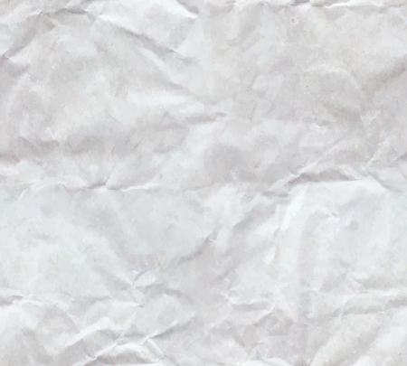 crumpled paper: Texture of crumpled paper sheet seamless