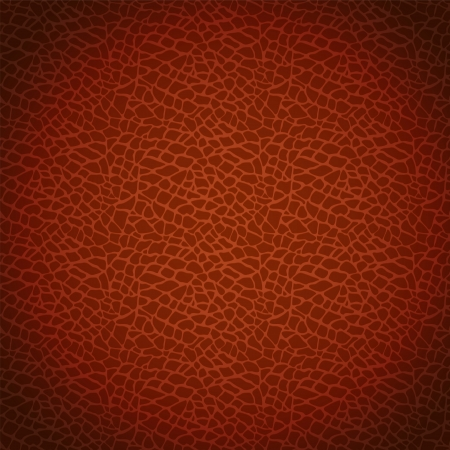 Dark background from realistic leather texture   blend mode used Vector