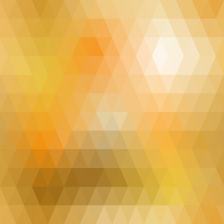 Seamless of geometric shapes  Pattern with spectrum effect Vector