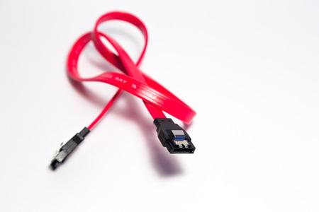 ata: Ata wire on the computer