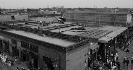 Pingyao Ancient City Archivio Fotografico - 111724501