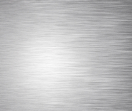 metalic texture: Metallic Silver Surface Stock Photo
