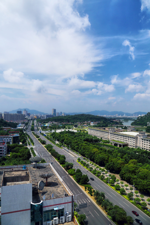 Zhaoqing City Scenery Editorial