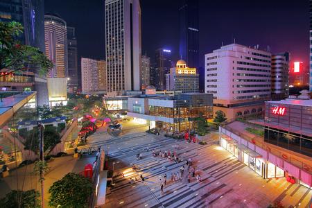 Shenzhen nine square square