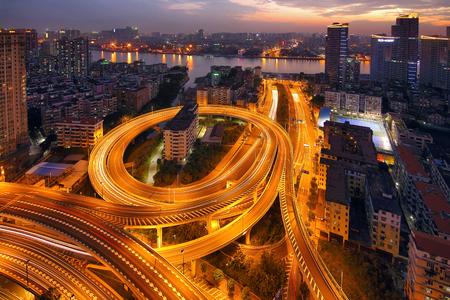 Guangzhou Chau Tsui tunnel