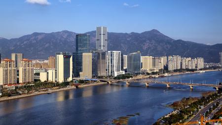 Financial Street, Fuzhou Strait Editorial