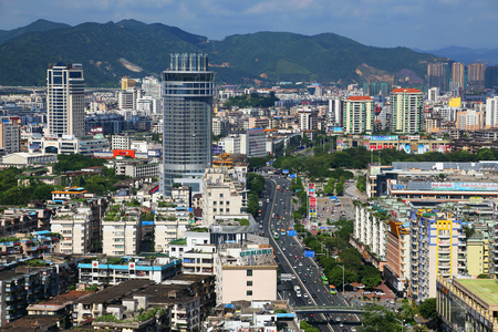 Zhaoqing City Scenery Stock Photo - 99928822