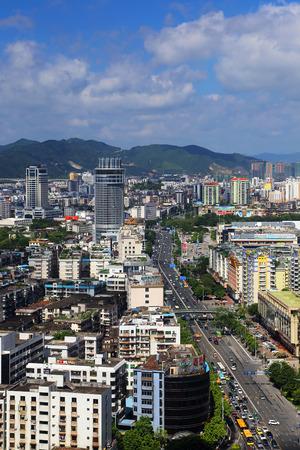 Zhaoqing City Scenery Editorial