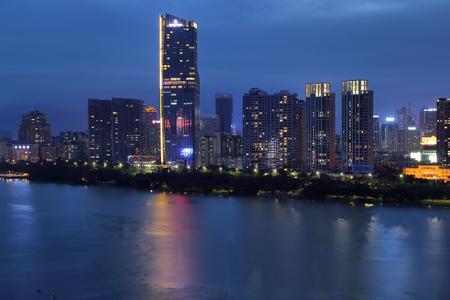 Huizhou City Scenery night scene