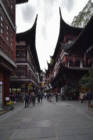 Shanghai Chenghuang Temple