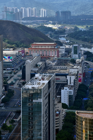 Shenzhen Luohu Port