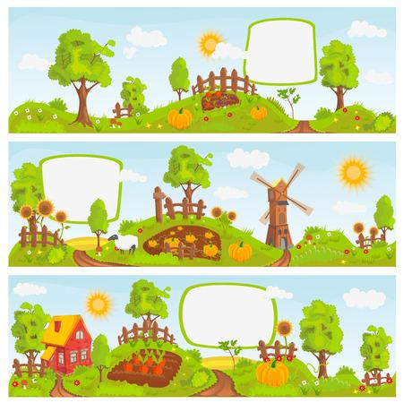 Rurale landschappen
