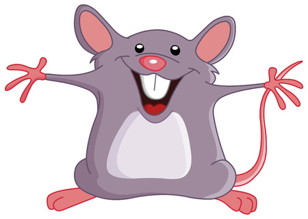 mus: Happy mouse